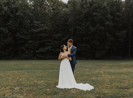 Five Bridge Inn Wedding - Mr + Mrs Hanson