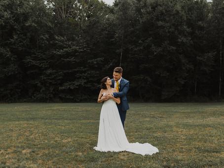 Rehoboth Wedding at Five Bridge Inn