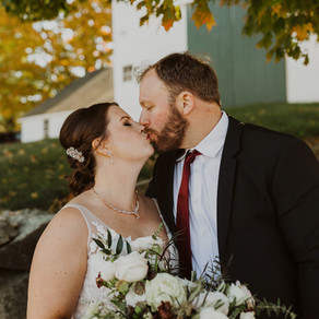 Durham New Hampshire Elopement