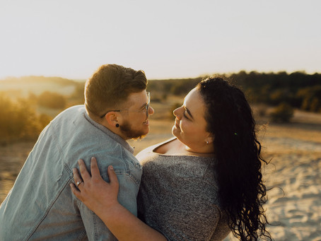 Rhode Island Couples Session