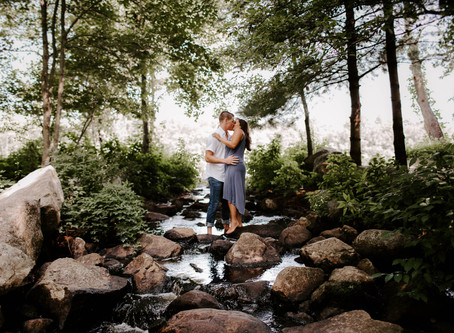 Borderland State Park - Couples Session