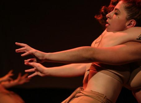 Spotlight Session: Ellen Sickenberger/DEPTH Dance