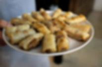 nems vegetariens la kitchenette de miss