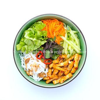 Bun au tofu La Kitchenette de Miss Tam.j