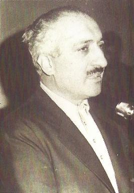 Foto de Fethullah Gülen quando jovem, inspirador do Movimento Hizmet