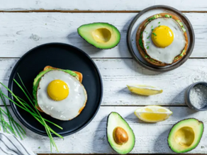Yo-egg, the Vegan Fried Egg!