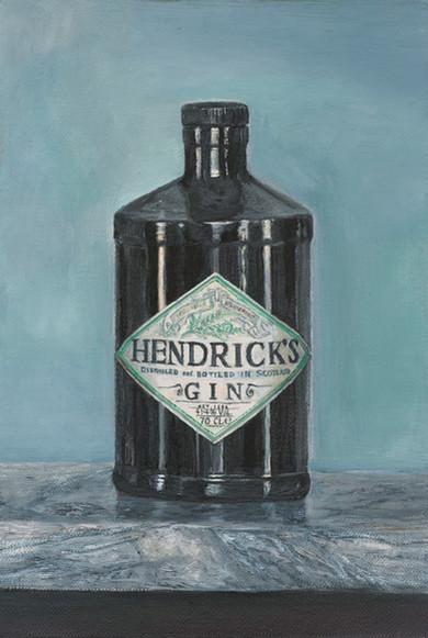 Hendrick's Gin •
