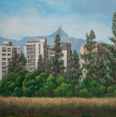 View towards Tuen Mun