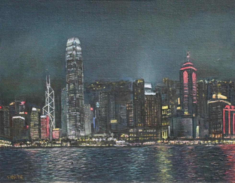 Hong Kong Island •