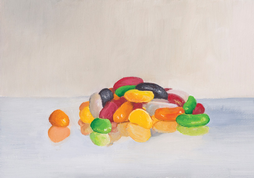 Jelly beans •