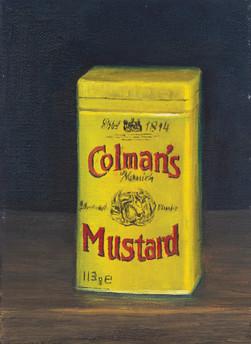 Colman's mustard •