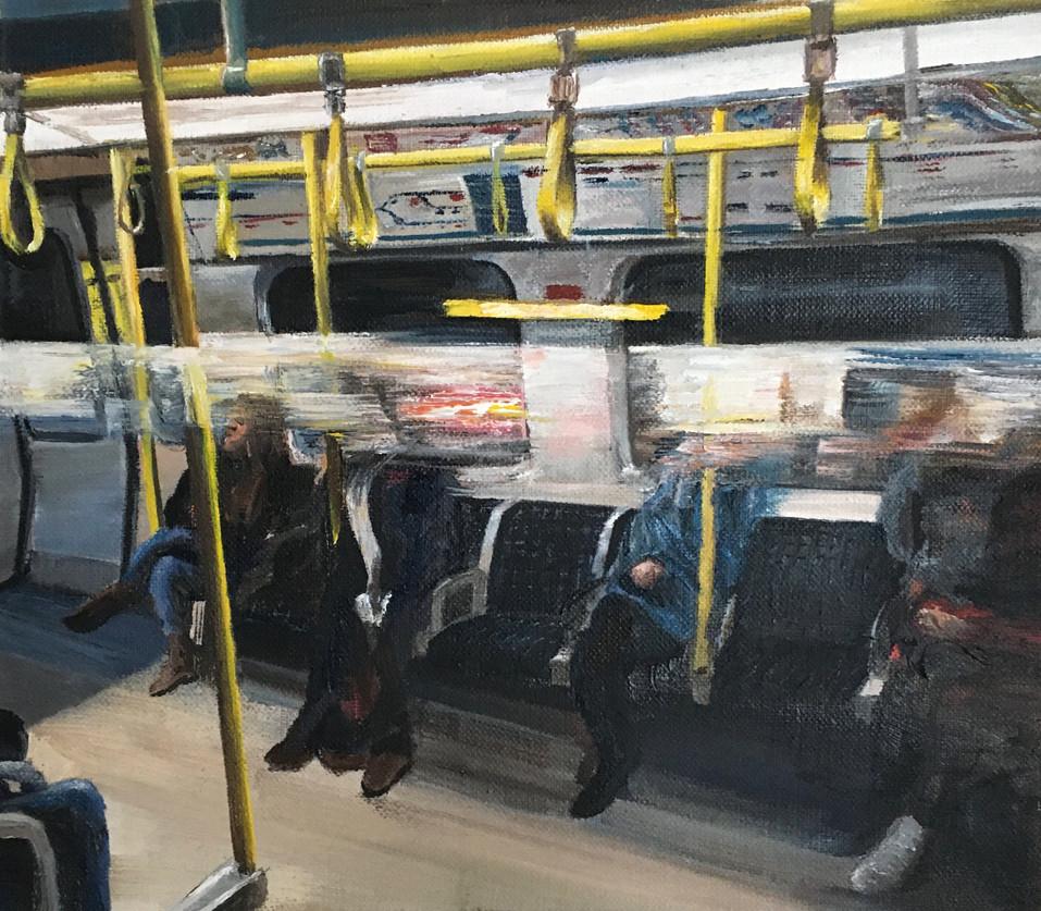 Tube reflections •