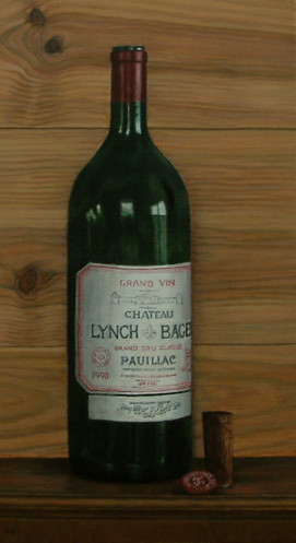 Magnum of Lynch Bages •