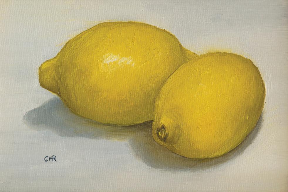 Lemon duo •