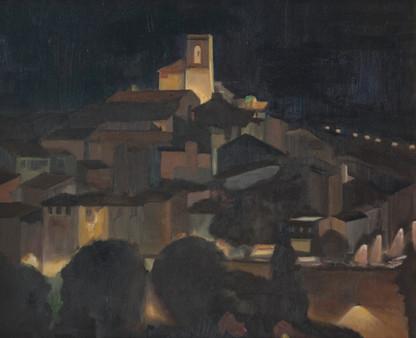 St Paul de Vence by night •