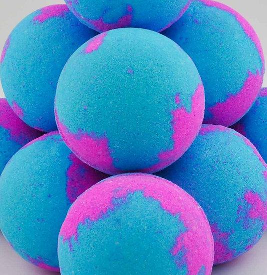 Daisy Rainbow Melon Blast Bath Bomb