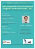 Estado actual de las cardiopatias congenitas del adulto en Latinoamérica