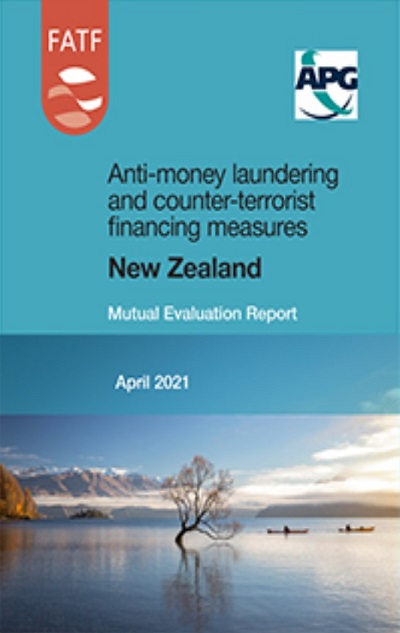FATF and APG Mutual Evaluation Report - NZ (2021)