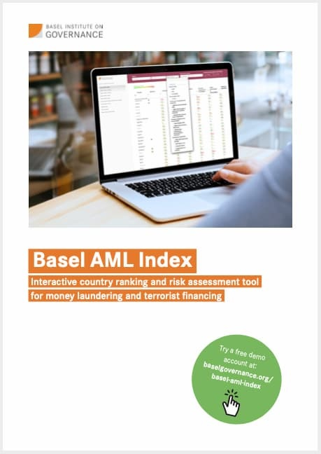 Basel AML Index Expert Edition Flyer