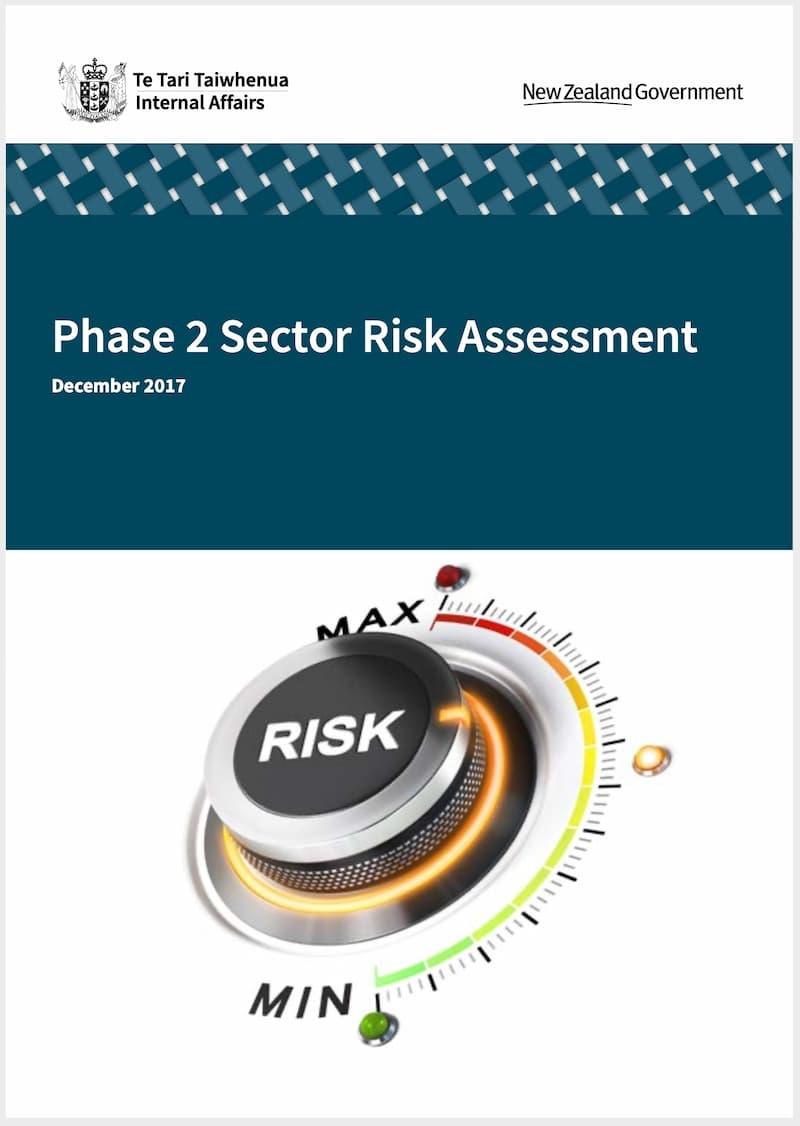 AML/CFT Phase 2 Risk Assessment (2017)