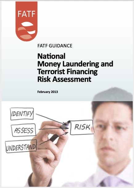 FATF National Money Laundering Risk Assessment Guidance (2013)