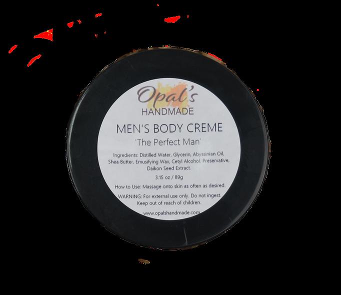 Body Creme for Men