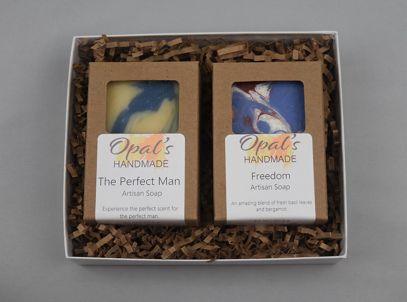 """Hey Buddy"" Male Gift Set"