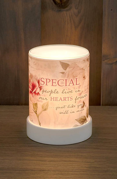 """Special people"" Wax Warmer"