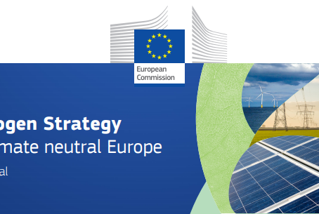 Commission sets out plans for the energy system of the future and clean hydrogen
