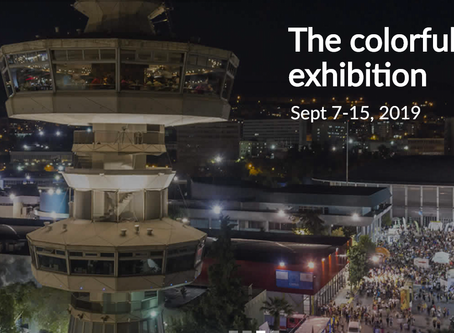 CYRUS @ 84th Thessaloniki International Fair (TIF)