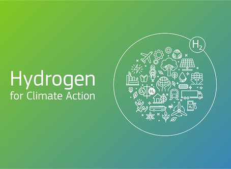 Hydrogen for climate action