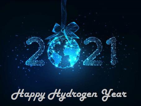 Happy Hydrogen 2021