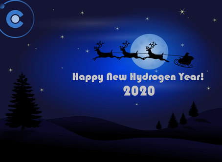 CYRUS wishes you a Happy New Hydrogen Year 2020