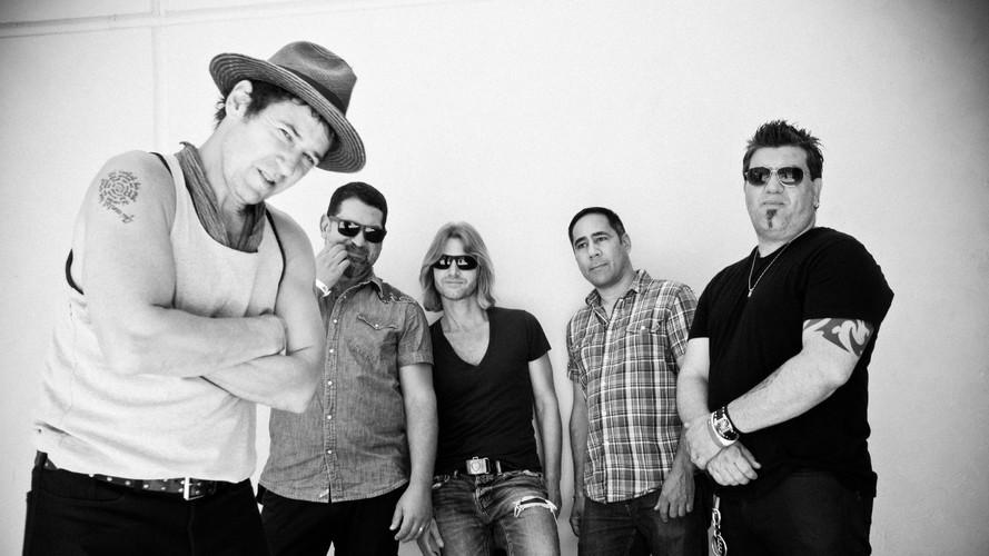 Rob Morrow Band