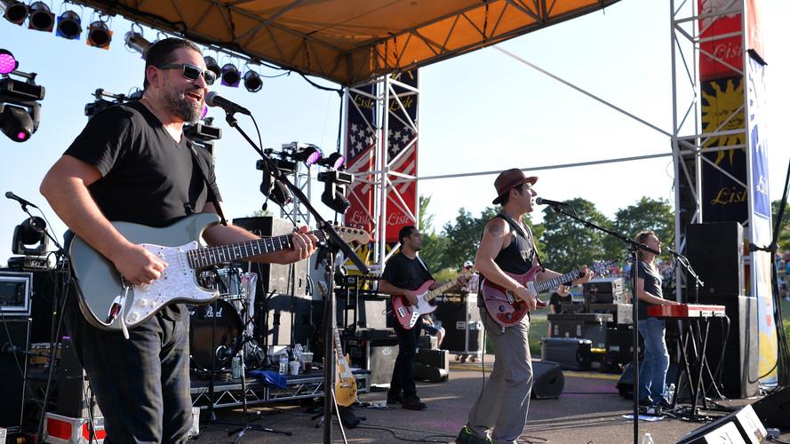 Rob Morrow Band - Lisle, Chicago