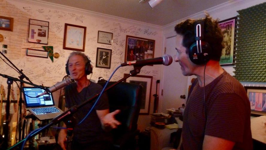 Rob Morrow on Don Cromwell Radio