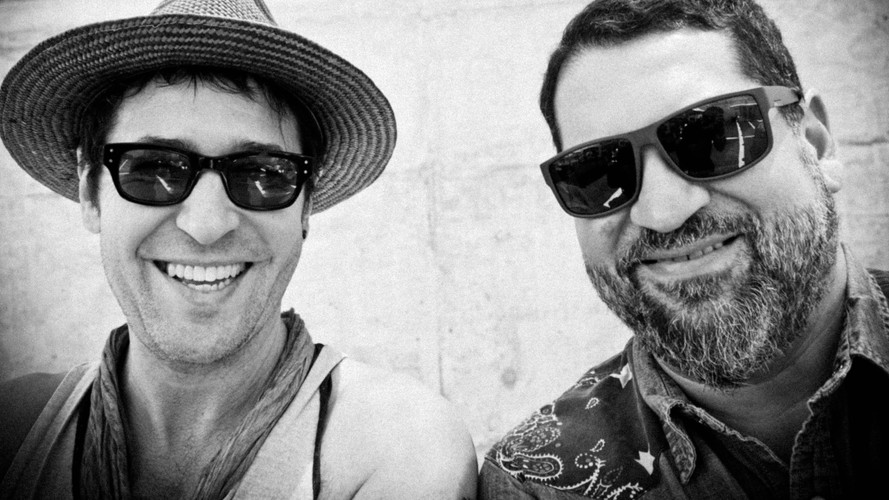 Rob & Carlos