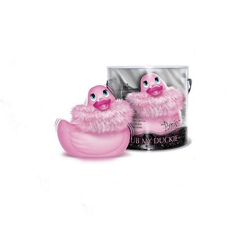 I Rub My Duckie Paris Mini Massager - Pink