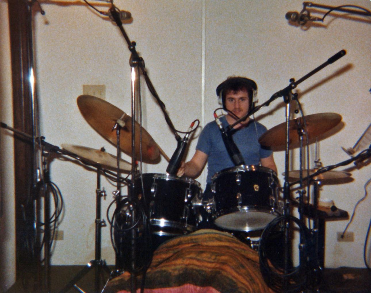 En studio 1978