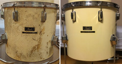 Floor tom pearl FBG