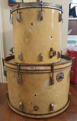 Bass drum-Floor tom 1952