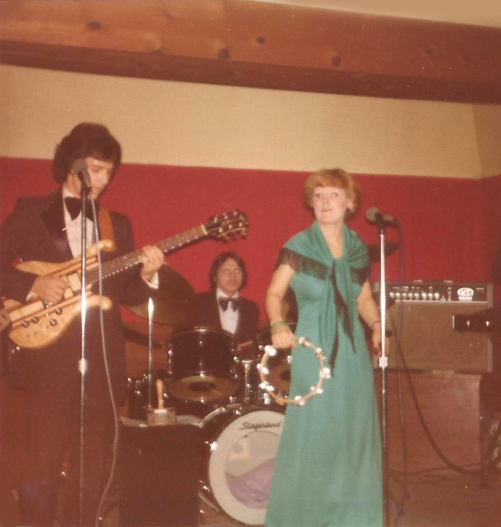 Gigi Gallant & Alain Juteau 1980