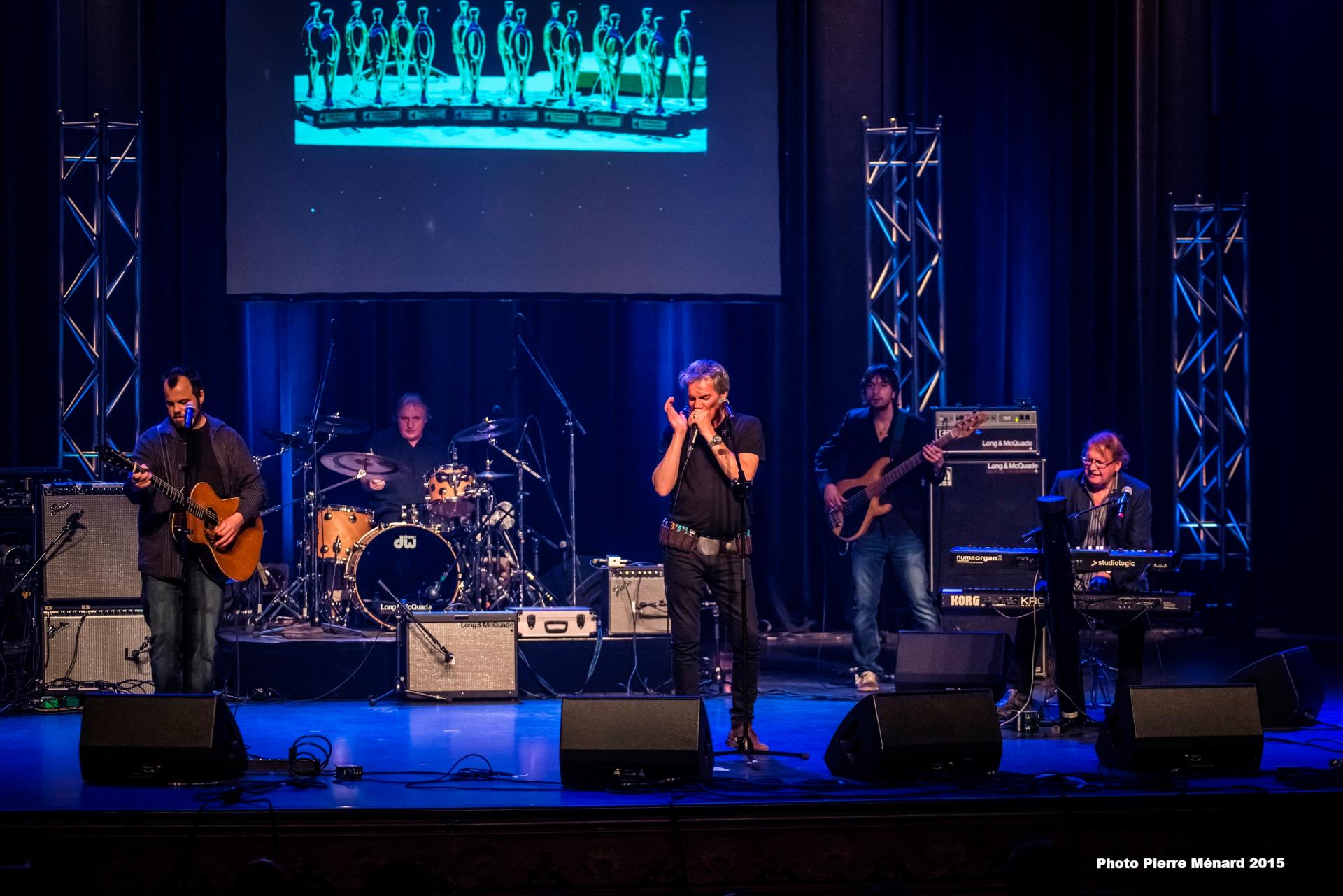 Gala Lys Blues. 2015