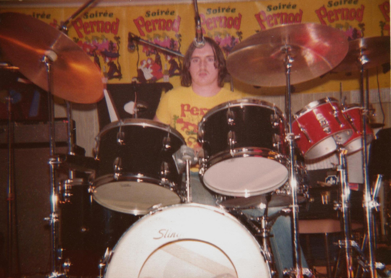 Première tournée 1975.
