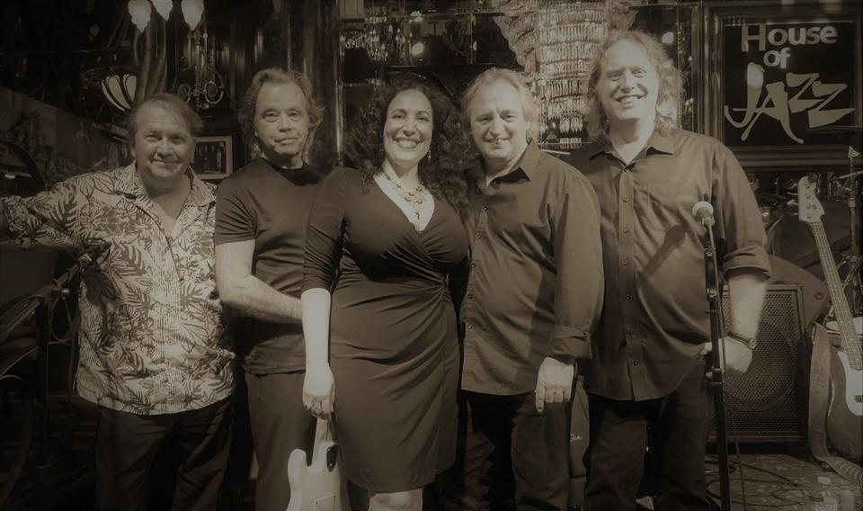 Barbara Diab and The Smoked Meat Band 2017