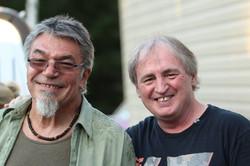 Avec Bob Harrisson 2016