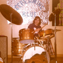 Screeming Blue 1st show 1972