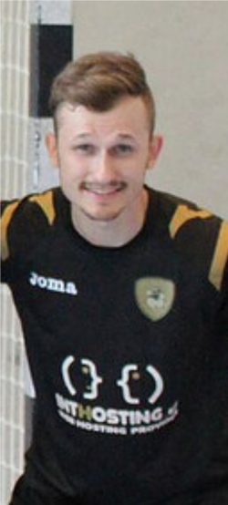 #9 Vladyslav Konyev (C)