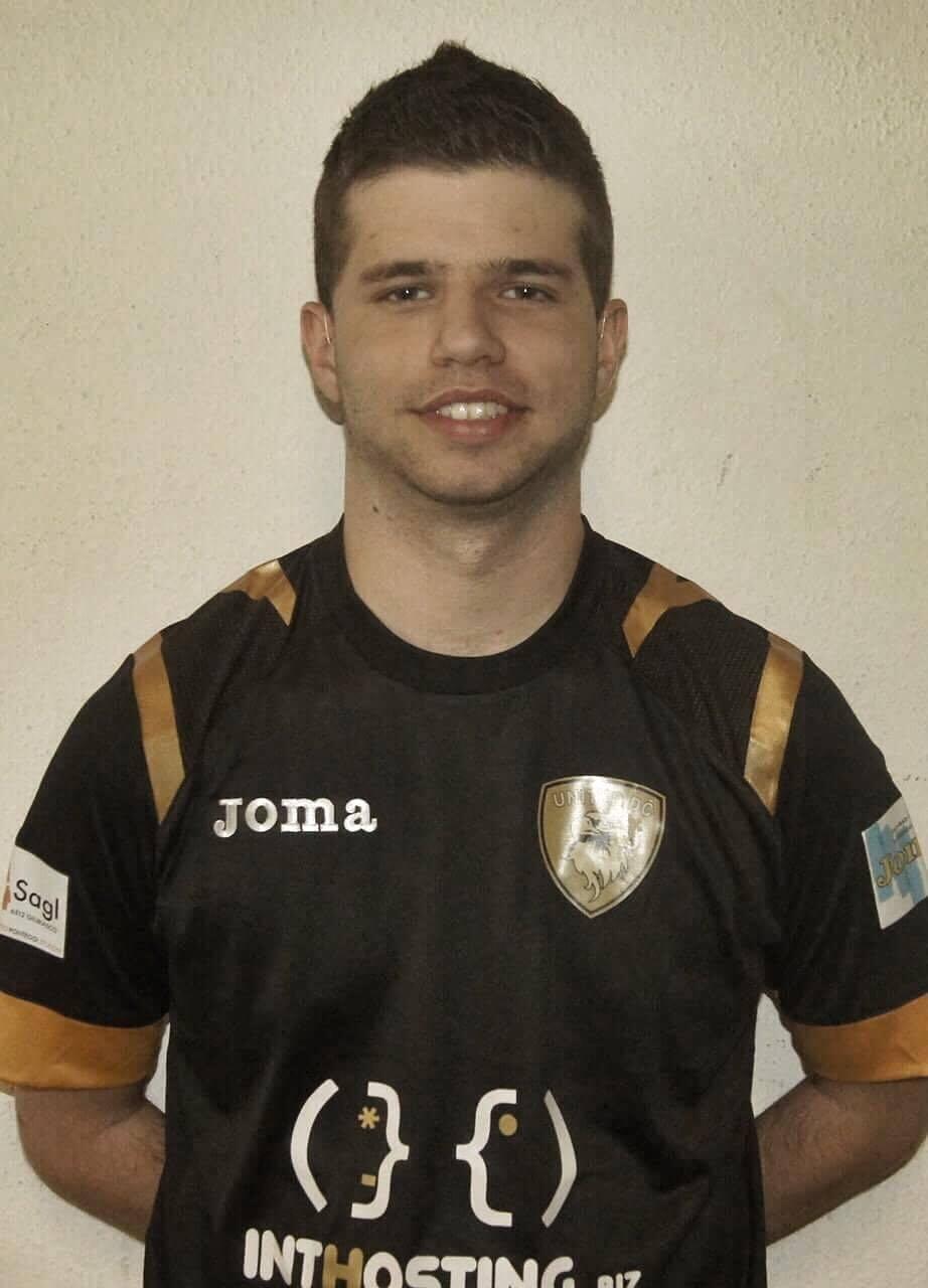 #3 Roberto Sciuchetti (C)