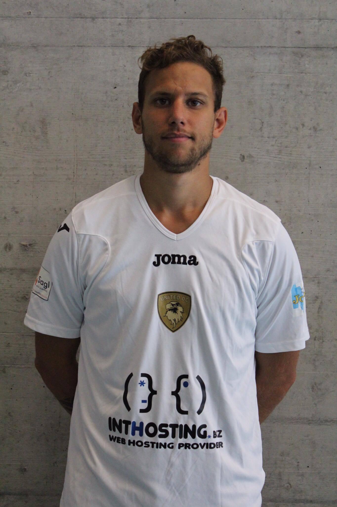 #8 Davide Longhi